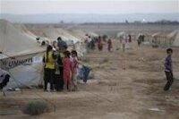 Количество сирийских беженцев перевалило за полмиллиона