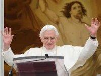 Папа Римский оставил первое сообщение в сети Twitter