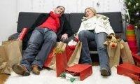 """Греция: за рождественскими подарками - в """"секонд-хенд"""""""