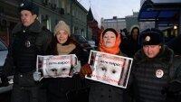 30 человек задержаны около Госдумы