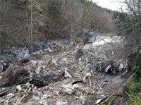 Наводнения и оползни в Великобритании