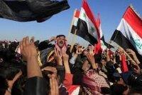 В Ираке демонстранты-сунниты избили вице-премьера