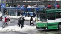 Бесплатный городской транспорт в Таллинне
