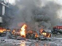 Взрыв в Дамаске унес жизни 11 человек