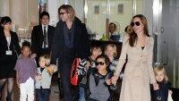 Дети Джоли и Питта по ошибке вызвали на дом наряд полиции