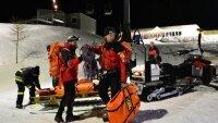 Лечение водителя разбившегося в Альпах снегохода займет пару месяцев