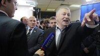 Жириновский предлагает наказывать СМИ за англоязычные слова