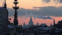 Двадцатиградусные морозы придут в Москву в середине следующей недели