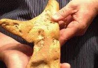 Золотоискатель-любитель нашел самородок весом 5,5 кг