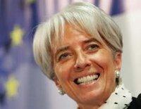 """Глава МВФ: """"Мы преодолели экономический коллапс"""""""