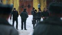 Полиция отпустила подозреваемых в нападении на охранников в Москве