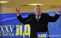 Жириновский предлагает убрать «американизмы»