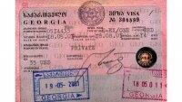 Делегация Грузии  не получила визы для выезда в РФ