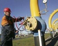 Украина снизила закупку газа у России