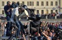 Фигурант «дела на Болотной» Криков закончил голодовку