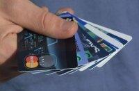 В Украине растет популярность банковских карт