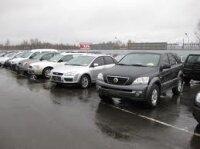 В Украине планируется не снимать налог с б/у автомобилей