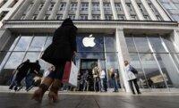 Apple запатентовал дизайн своих магазинов