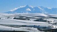 Открытие первой горнолыжной трассы Ингушетии опять переносят