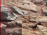 На марсе обнаружен неизвестный предмет