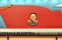В Северной Корее отметили международный праздник