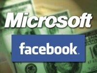 Facebook приобрела часть бизсена у Microsoft