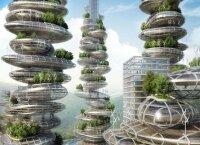 В Китае построят экологические башни