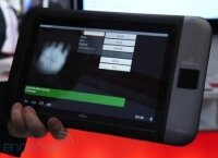 В новый планшет встроен сканер для отпечатков пальцев