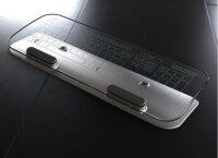 Создана сенсорная клавиатура