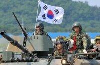 Южная Корея в полной боевой готовности