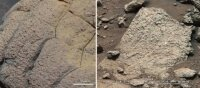 Марсоход нашел доказательство форм жизни на Марсе