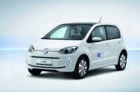Volkswagen выпустил электромобиль