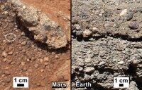 Уже есть явные доказательства жизни на Марсе