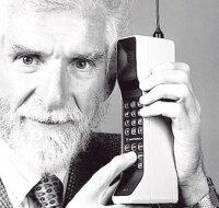 3 апреля мобильному телефону исполнилось 40 лет