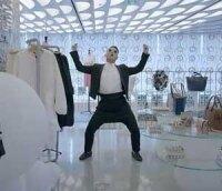 Новый клип репера PSY бьет все рекорды