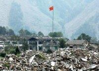 Число пострадавших в Китае после землетрясения, превысило 11,8 тысяч людей