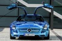 Создан электромобиль с полным приводом