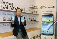 У Galaxy Note III будет гибкий дисплей