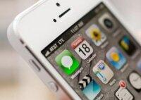Apple опускается на фоне Samsung
