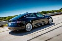 Google и Tesla Motors намерены сотрудничать в разработке беспилотных автомобилей