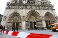В Соборе Парижской Богоматери застрелился писатель