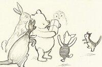 Первые иллюстрации к Винни-Пуху оценили в 920 тысяч долларов