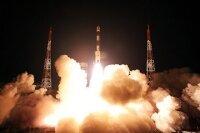 В Индии запустила навигационный спутник