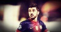 Давид Вилья перешел из «Барселоны» в «Атлетико»