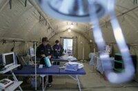 Военные медики получат российские мобильные госпитали