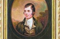 Найден неизвестный портрет Роберта Бернса