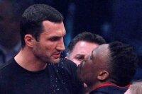 Владимир Кличко подрался с британским боксером в ночном клубе