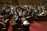Парламент Уругвая принял закон о легализации марихуаны