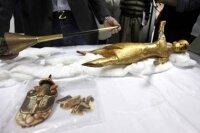 Сокровища Тутанхамона отправили на реставрацию