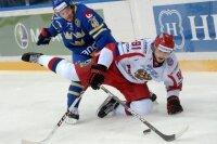 Россия обыграла Швецию в первом этапе Евротура